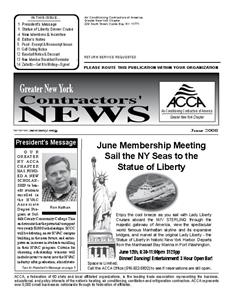 Newsletter - June 2008