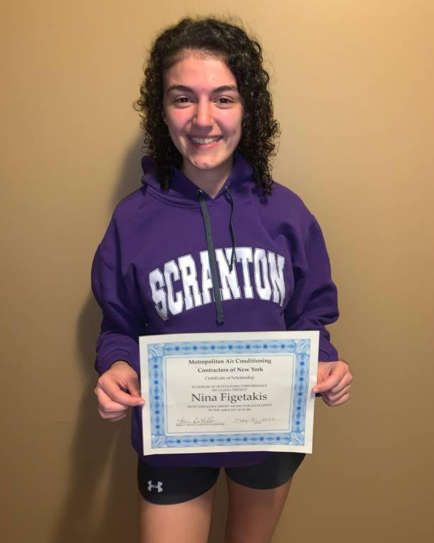 MACC Announces 2020 Scholarship Award Winner